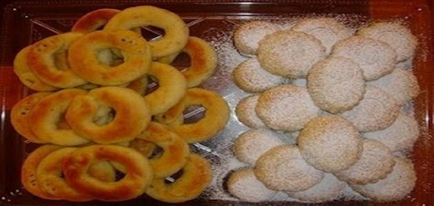 طريقة الكعك الفلسطيني
