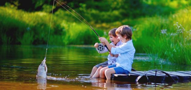 أفضل طريقة لصيد السمك