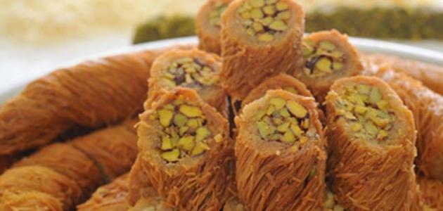 طرق عمل الحلويات الشرقية