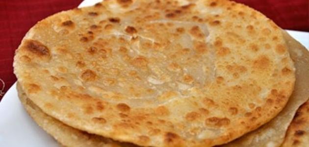طريقة خبز البراتا