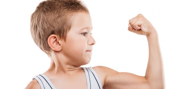 تقوية العضلات بالأعشاب
