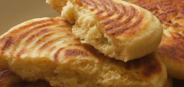 طريقة صنع خبز الدار