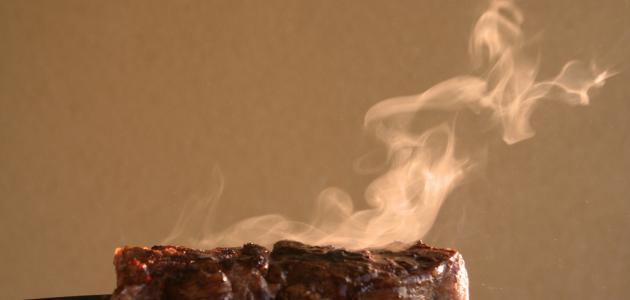 طريقة تحضير ستيك اللحم