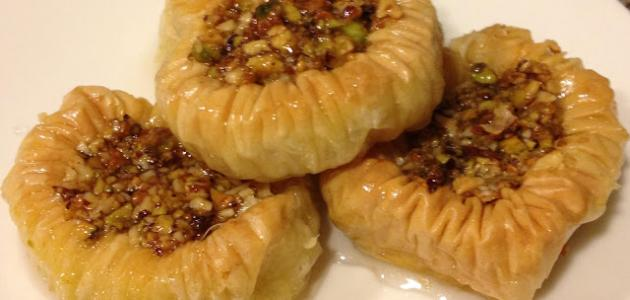 طريقة عمل حلويات عراقية