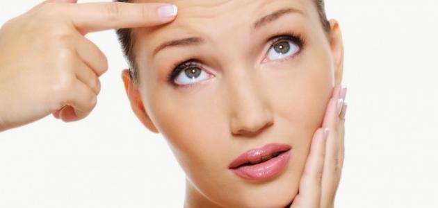 طرق إزالة التجاعيد من الوجه