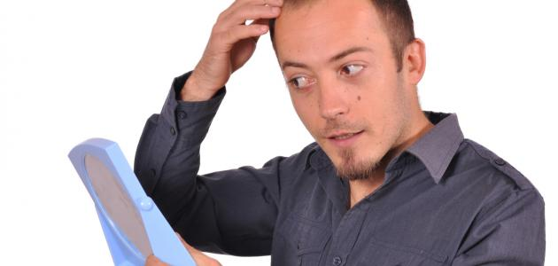 تكثيف الشعر للرجال