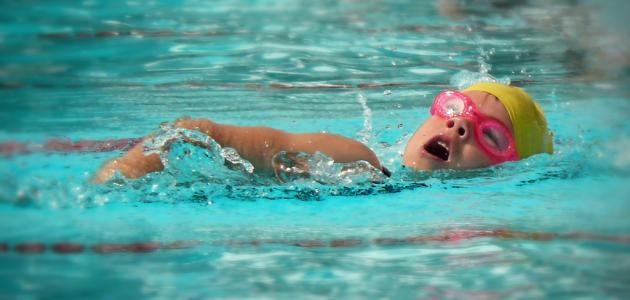 طرق تعلم السباحة