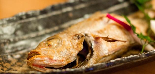 طريقة تحضير سمك بالفرن
