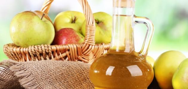 طريقة صنع خل التفاح الطبيعي