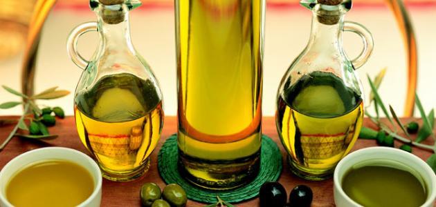 أهمية زيت الزيتون للشعر
