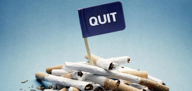 مراحل ترك التدخين