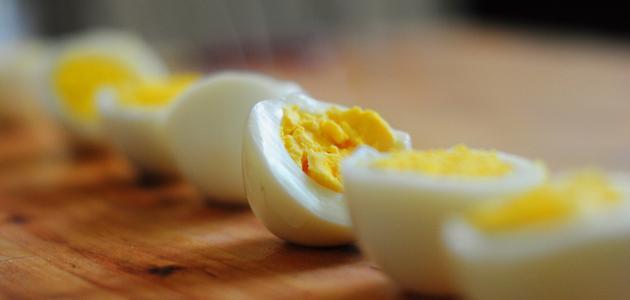 أفضل طريقة لسلق البيض