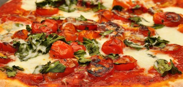 أسهل طريقة صلصة البيتزا