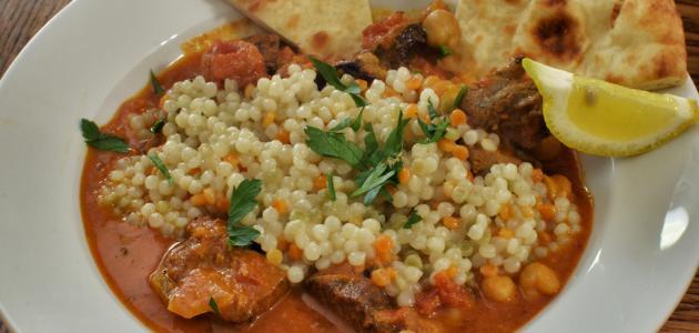 أبسط الأكلات العربية