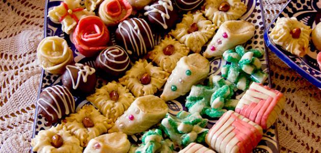 أسهل الحلويات للعيد