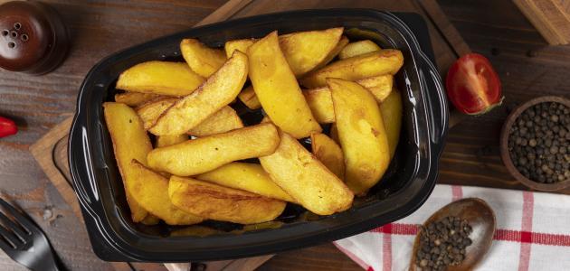 أسهل أطباق البطاطا