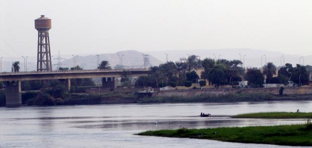 صورة جميلة لنهر النيل