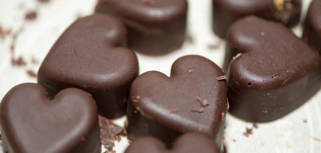 أسهل طريقة شوكولاته