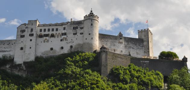 أهم الأماكن السياحية في سالزبورغ