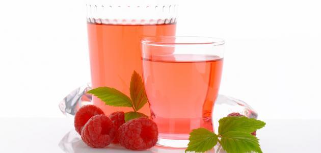 فوائد شراب التوت
