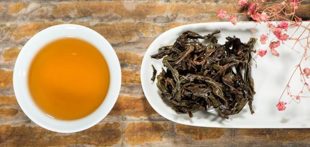 أهمية الشاي الأخضر