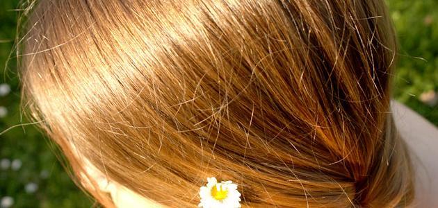 طرق طبيعية لتفتيح الشعر