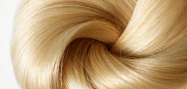 طريقة تمليس الشعر طبيعياً