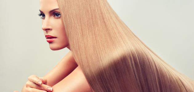 وصفات لتطويل الشعر وتنعيمه