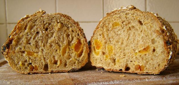 طريقة خبز الشوفان