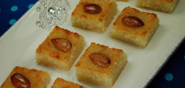 هريسة حلوة تونسية