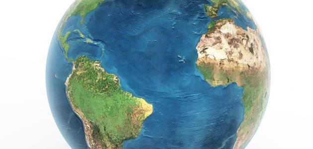 هل الأرض تدور