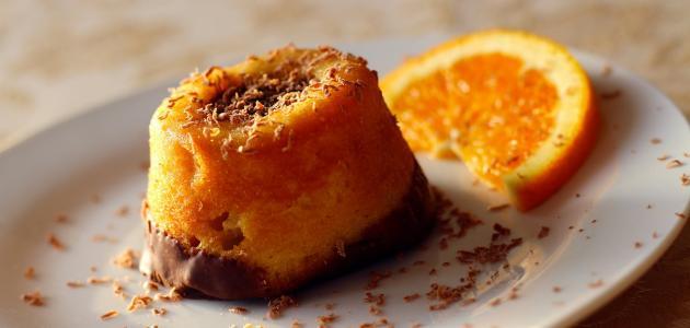 طريقة حلى البرتقال