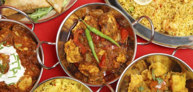 طريقة عمل أكلات هندية بسيطة