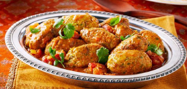 كيفية عمل أكلات هندية