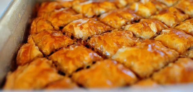 طريقة تحضير حلويات لبنانية