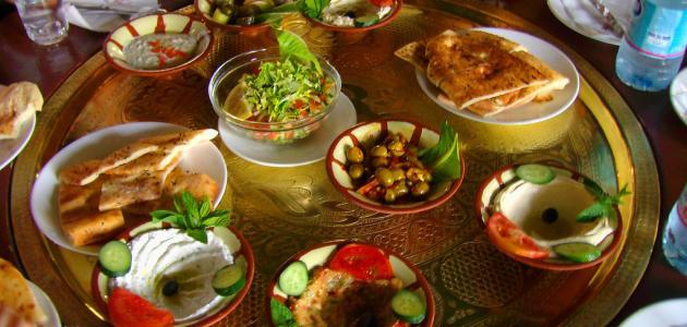 طرق إعداد أكلات رمضانية