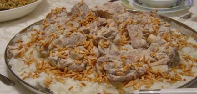 طريقة تحضير أكلات شعبية خليجية