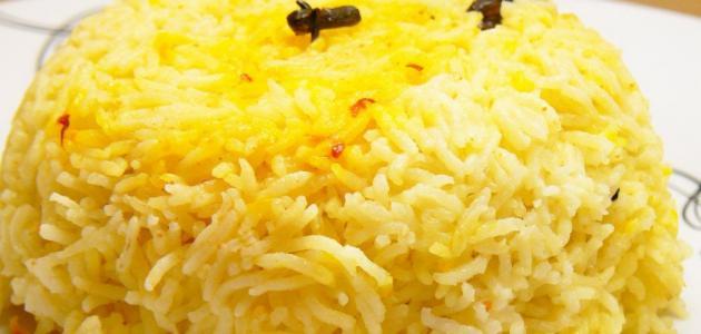 طريقة تحضير أرز البخاري