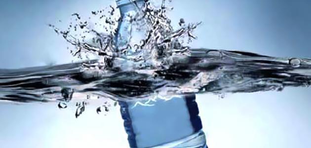 الفوائد العلاجية للمياه المعدنية