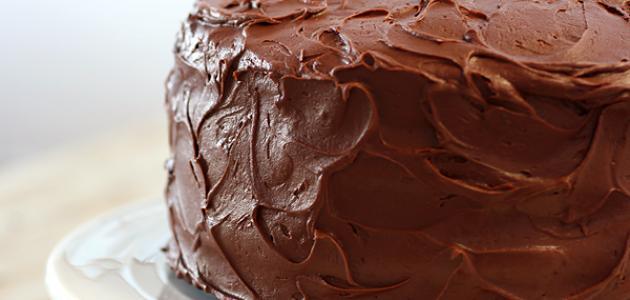 طريقة عمل كيك الشوكولاته