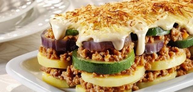 طريقة تحضير أكلات تركية مشهورة