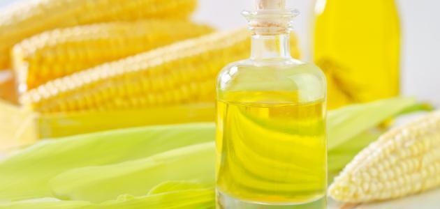 فوائد زيت الذرة للشعر الخشن