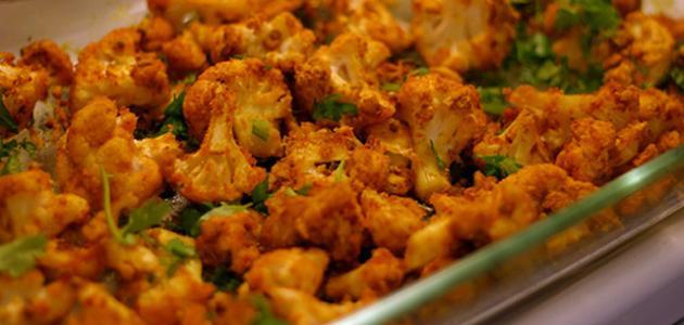 اكلات هندية محتلفة