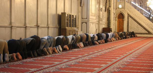 فوائد السجود في الصلاة
