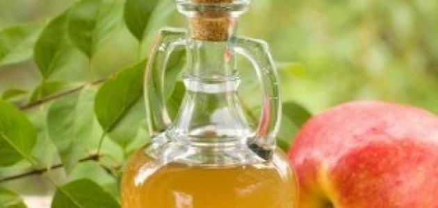 فوائد خل التفاح لحب الشباب
