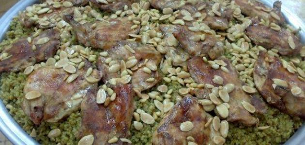 طريقة عمل أكلات أردنية