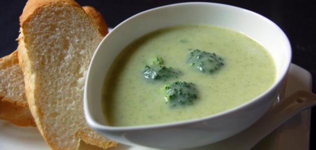 نتيجة بحث الصور عن حساء البروكلي