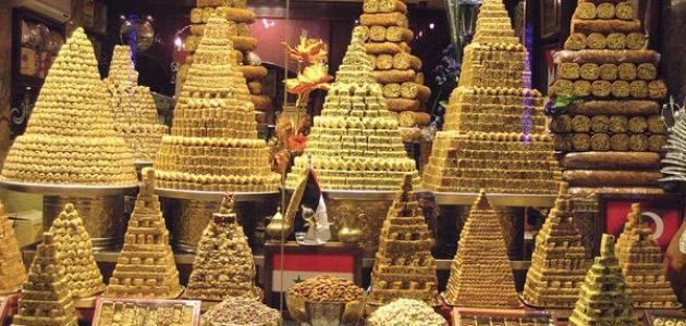 طرق إعداد حلويات مصرية