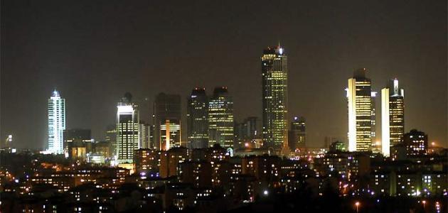 مدينة اسطنبول التركية