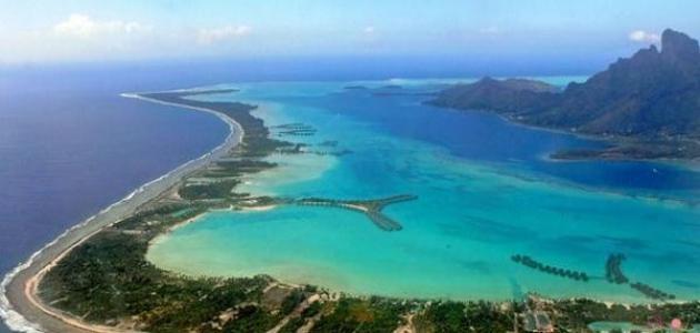 ما هي أجمل جزر العالم